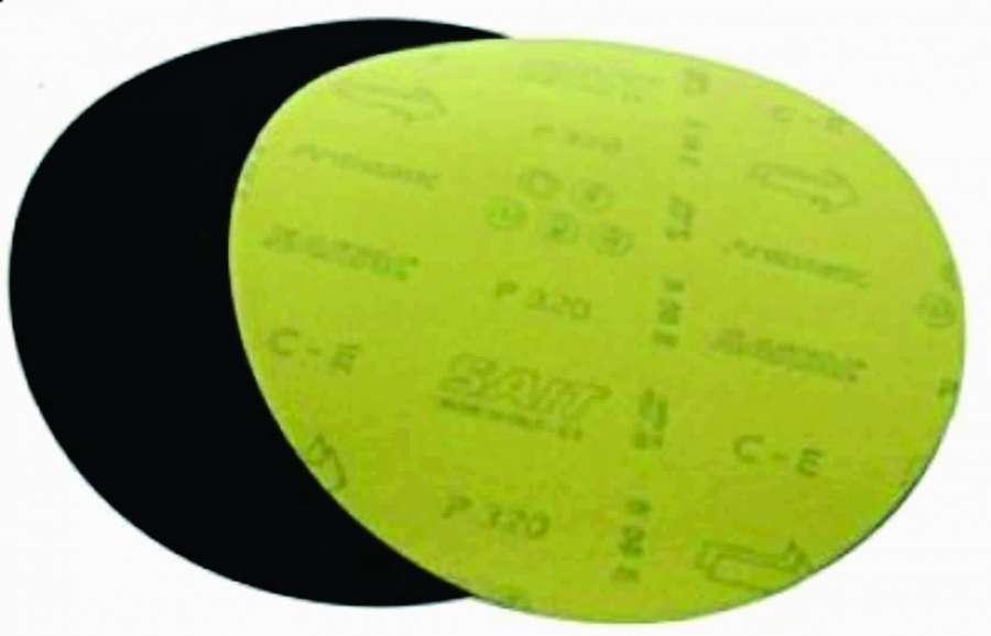 Lixa em Disco com Velcro